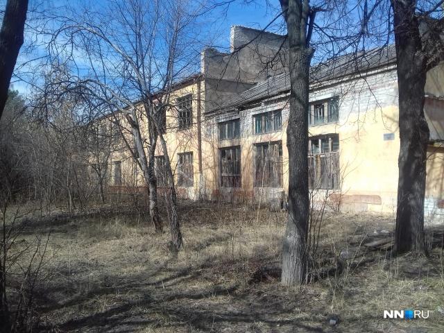 Ни в городе, ни в области собственность этого здание не признали