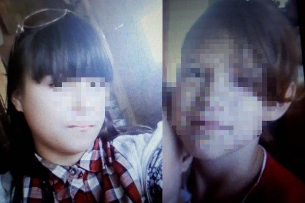 13-летняя и 11-летняя подруги ушли из дома вместе