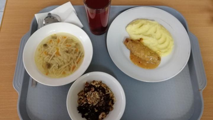 «Сказали, что это приправа». В школьной столовой под Пермью детям дали суп с насекомыми