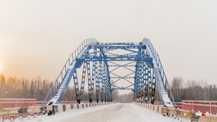 В Прикамье капитально отремонтируют пять мостов на региональных трассах. Карта