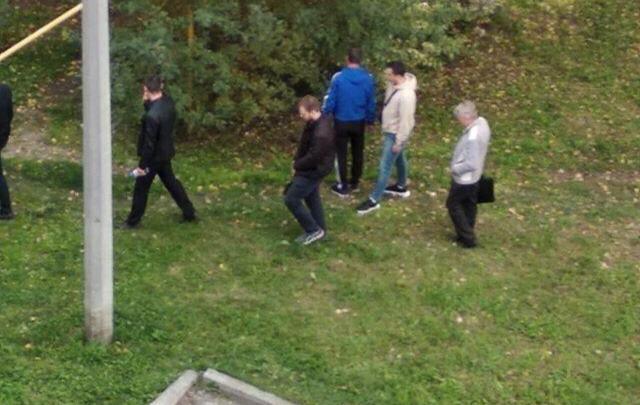 Следователи поймали парня в спортивном костюме, подозреваемого в изнасиловании девушки на Фурманова