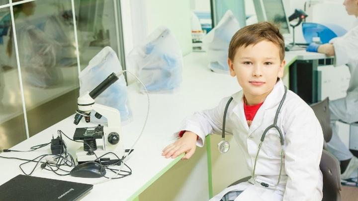 Детей познакомят с профессиями будущего