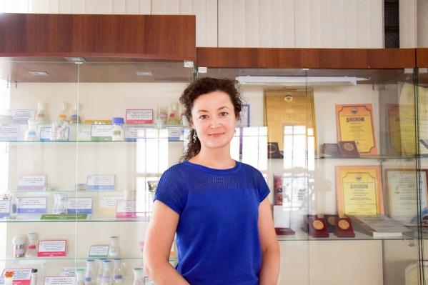 Лидия Кибис