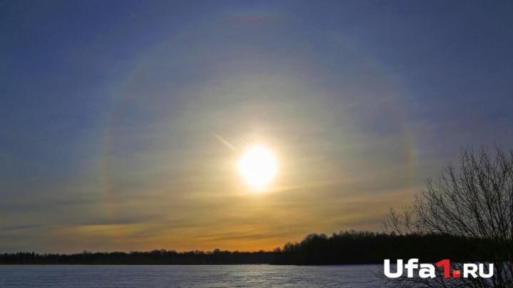 Уфимцы смогут увидеть фонтаны раскаленного газа на Солнце