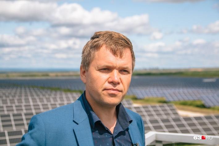 Олег Полотцев рассказал, как солнечную энергию преобразуют в электричество