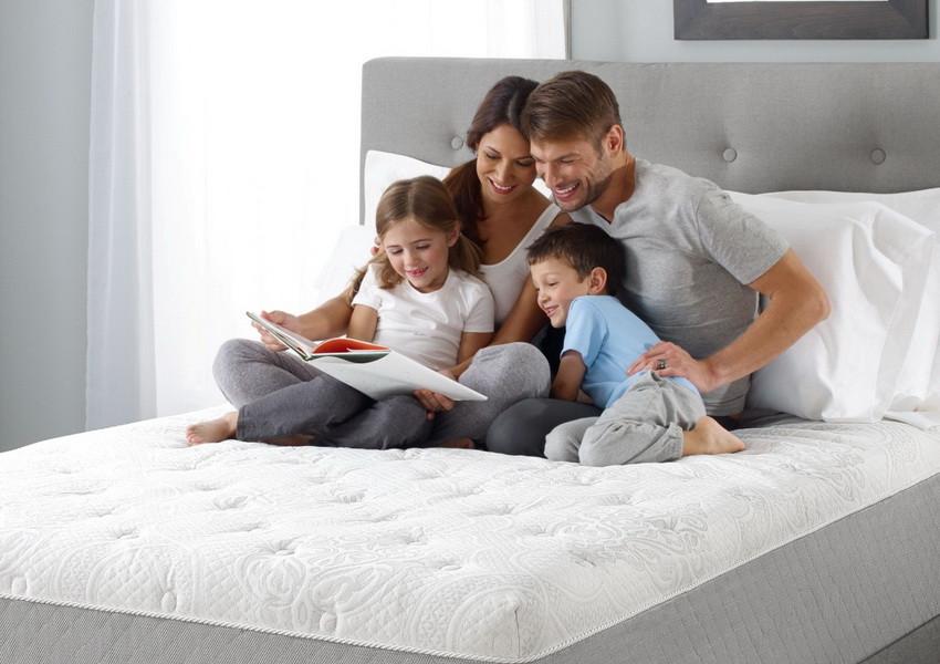 Удобный и экологичный матрас значительно повышает качество сна взрослых и детей