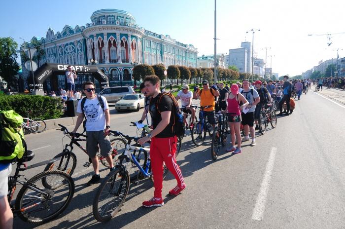 В 2018 году велопрогулка собрала 12 тысяч участников