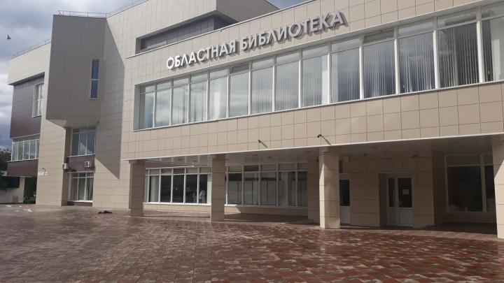 Самарцы требуют присвоить областной библиотеке имя Владимира Ленина