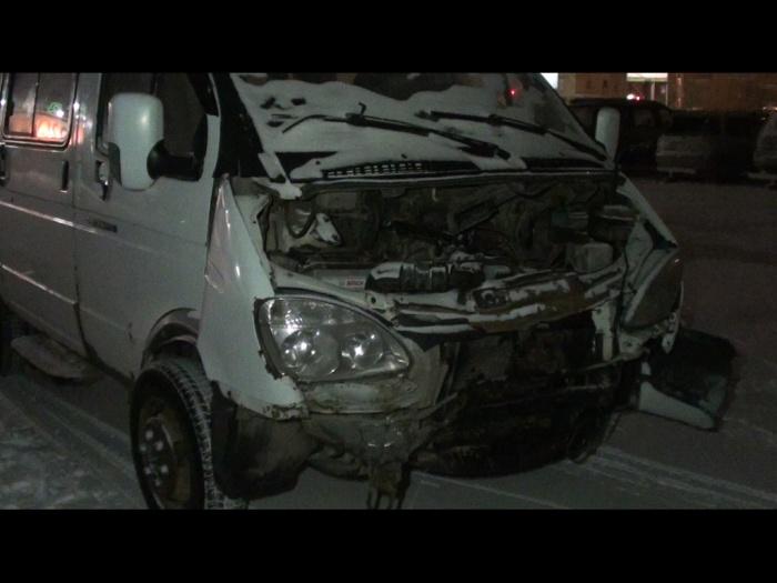33-летний водитель выехал на красный сигнал светофора