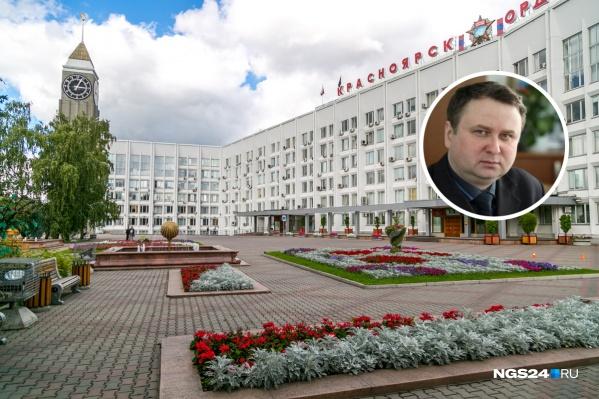 С 2007 года Нестеров занимал должность заместителя руководителя главного управления по ГО, ЧС и ПБ