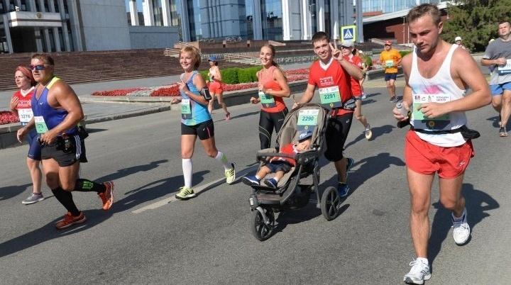 """Мэрия решила, какие улицы закроют в Екатеринбурге в день марафона """"Европа-Азия"""""""