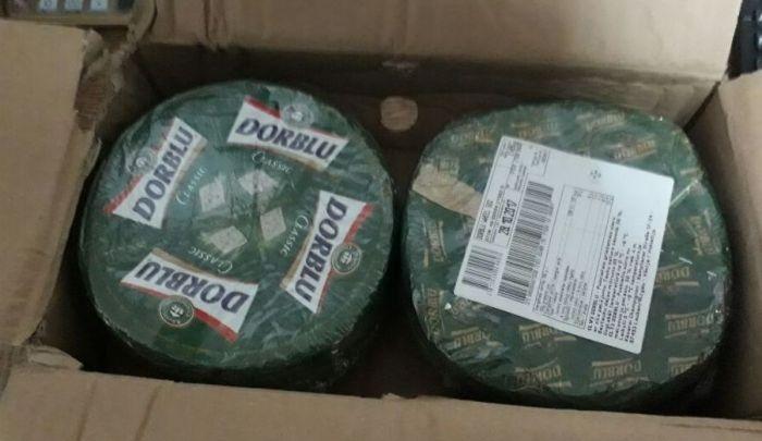 В Уфе уничтожат 20 килограммов сыров из Германии и Голландии