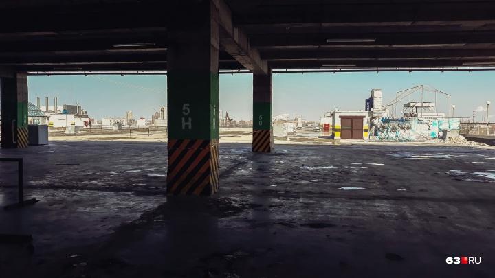 «Не в степи живем!»: Самару хотят избавить от нехватки парковок с помощью многоуровневых стоянок