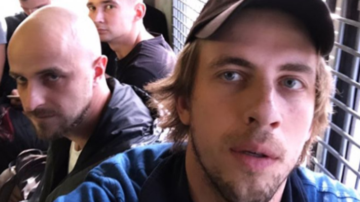 Обладателя челябинской премии, актёра Александра Паля задержали на акции в Москве