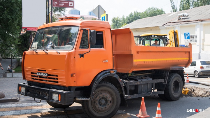 90 миллионов рублей потратят на новую коммунальную технику в Ростове