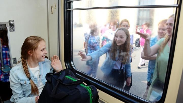 За лето с Северной железной дороги отправлено более 2,2 миллиона пассажиров