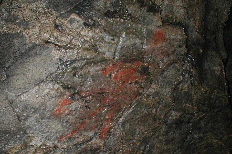 За любование наскальными рисунками в Игнатьевской пещере грозит штраф до 20 миллионов рублей