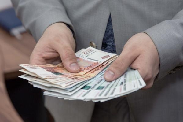 Зарплата повысилась на 2439 рублей