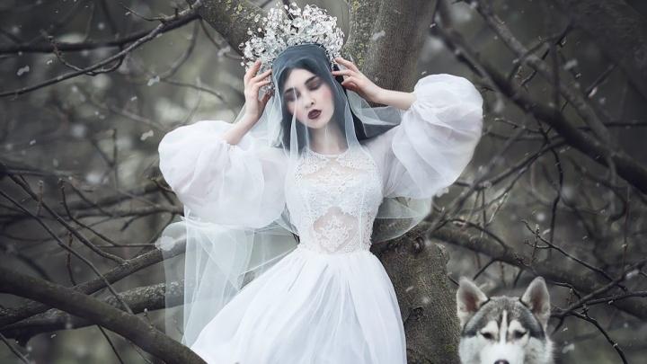 От Дюймовочки до Маленького принца: екатеринбурженка объехала полмира, снимая красавиц из сказок