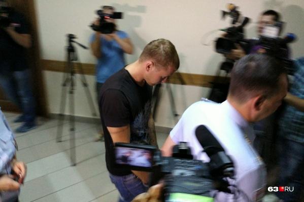 Николай Захаров признался в преступлении