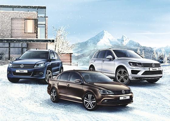 Официальный дилер Volkswagen объявил специальные выгоды до 270 000 рублей
