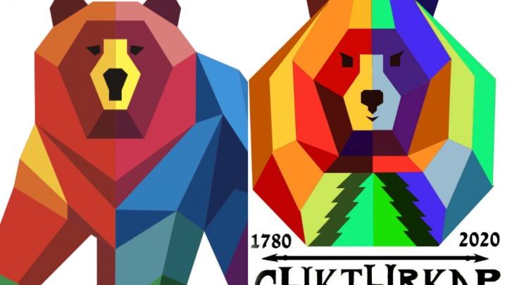 Логотип к 240-летию Сыктывкара перерисовали с символа «Перми Великой»