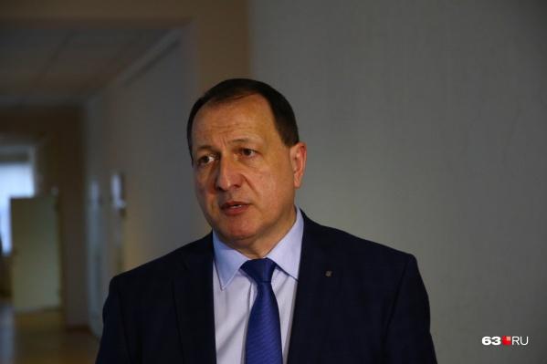 Сергей Марков впервые провел массовый прием населения 6 марта