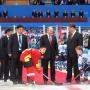 Юные хоккеисты из Башкирии выступили перед Владимиром Путиным и Си Цзиньпином