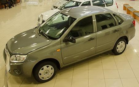 «Уфа-АвтоВАЗ» объявил распродажу автомобилей