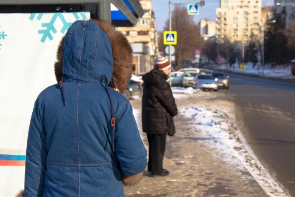 В Самаре на остановках общественного транспорта появится 500 информационныхтабличек