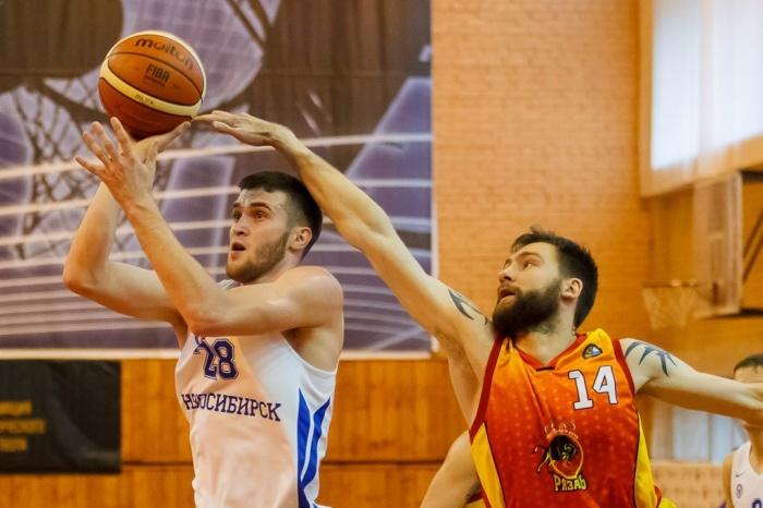 В настоящий момент БК «Новосибирск» находится на пятой строчке турнирной таблицы