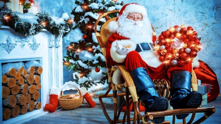 Ярославцы могут позвонить Деду Морозу