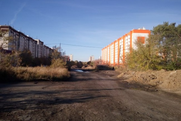 Дорога на ул. Мальцева в Кургане потребует сотни миллионов рублей