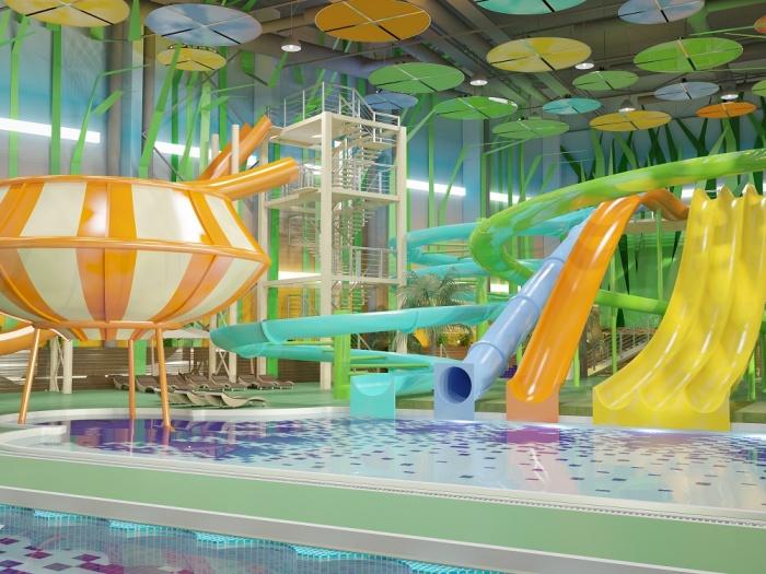В Кстовском аквапарке прошла благотворительная акция «Защитим детство!»