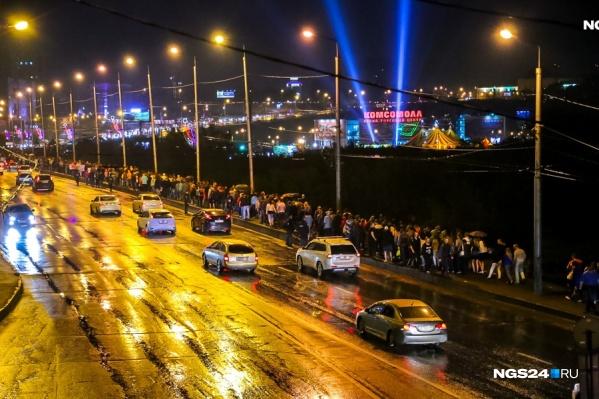 В этом году Красноярску исполняется 390 лет