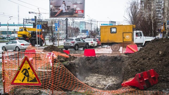 Проезда нет: месяц на ростовской улице будет ограничено движение