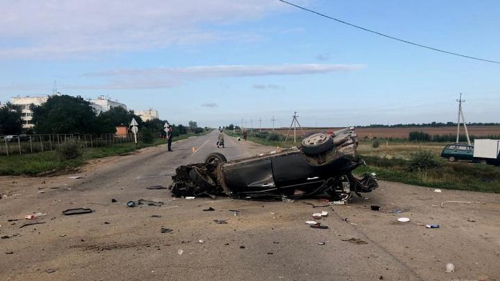 Не справились с управлением: три молодые жизни унесли аварии в Волгоградской области