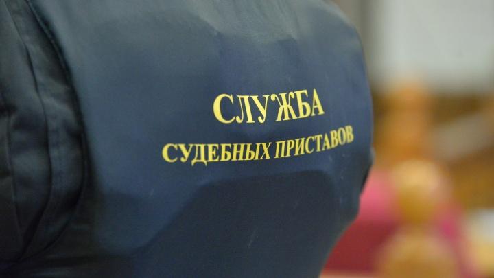 В Екатеринбурге приставы забрали у мужчины маленькую дочку, которую он обманом увёл от бывшей жены