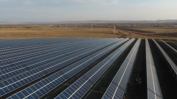 В Башкирии начала работать третья солнечная электростанция