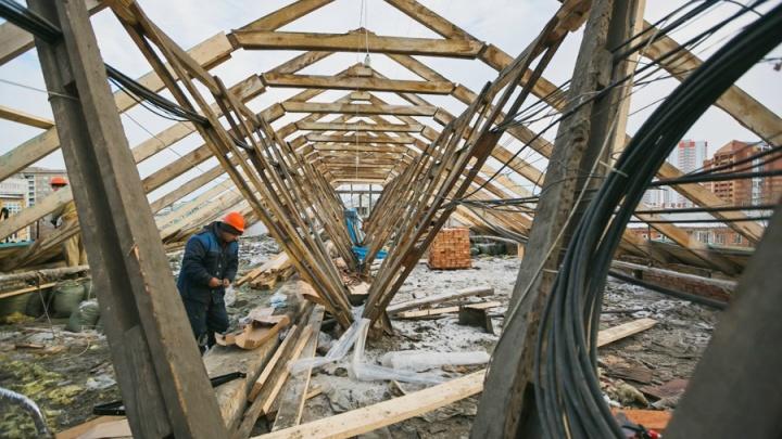 Красноярский край попал в самые неэффективные регионы по капремонту