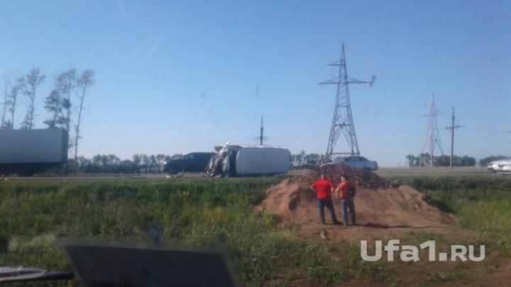 Свидетель аварии в Башкирии: «Я держал на руках 12-летнего мальчика, которого зажало в машине»