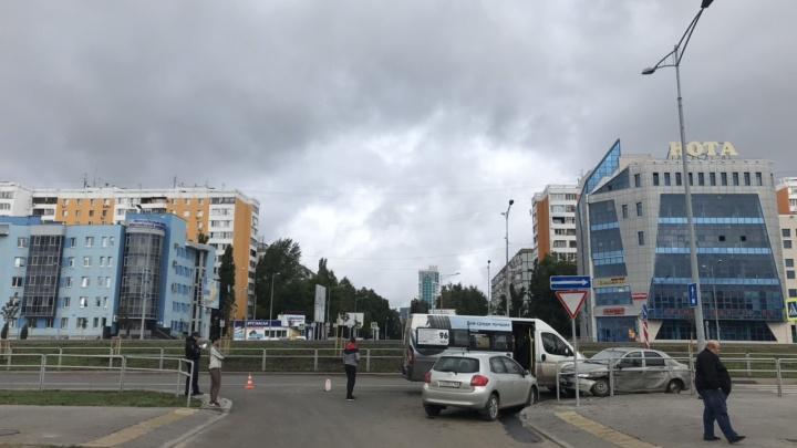 В Самаре вновь пострадал ребенок при ДТП с маршрутным автобусом