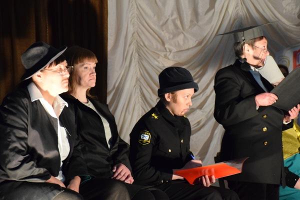 В Самарской области женщины-осуждённые поставили спектакль по роману Льва Толстого