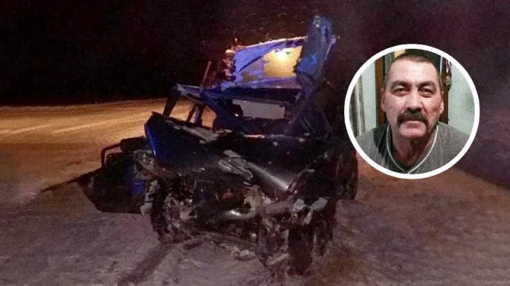 Нашли спустя пять дней: в Башкирии обнаружили машину с телом водителя внутри