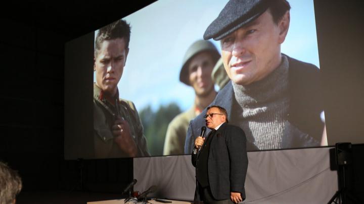Игорь Угольников представит в Архангельске две военные драмы с Сергеем Безруковым в главной роли