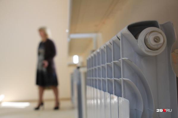 Тепло дали в 90% школ города