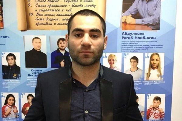 Рамил Джаниев был титулованным спортсменом и, по словам близких, отзывчивым человеком