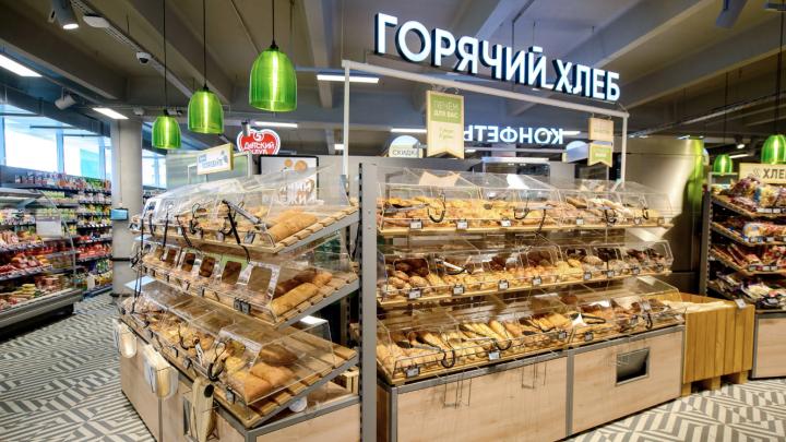 В Москве открылся первый магазин «Пятёрочка» в новой концепции