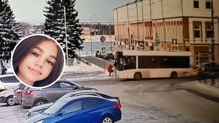 «Хочу, чтобы не было лжи»: мама девочки, погибшей под колесами автобуса, попросила выложить видео ДТП