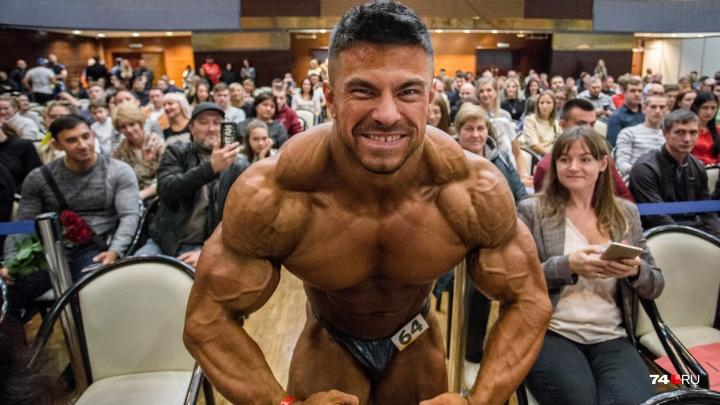 В Челябинске выбрали спортсменов с самыми прокачанными формами